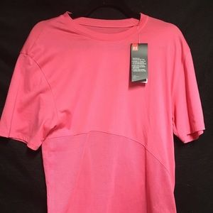 Pink Under Armour Sm Top